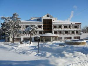 отель Парк Хаус в Боровом